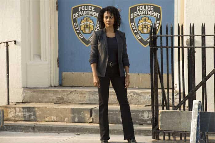 Simone Missick in Luke Cage