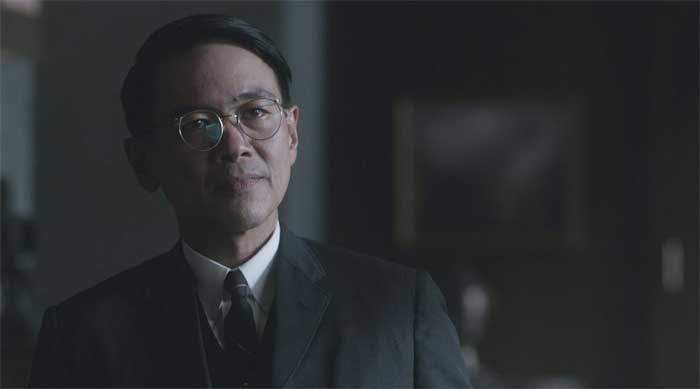 Joel de la Fuente in The Man in the High Castle