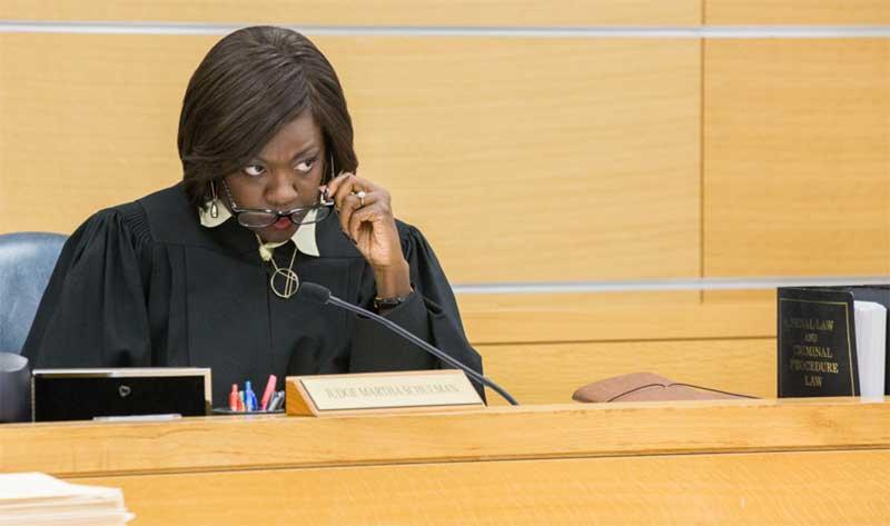 Watch This: Trailer for Custody with Viola Davis