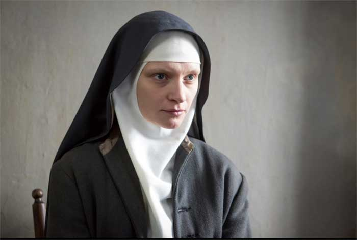 Agata Buzek in The Innocents
