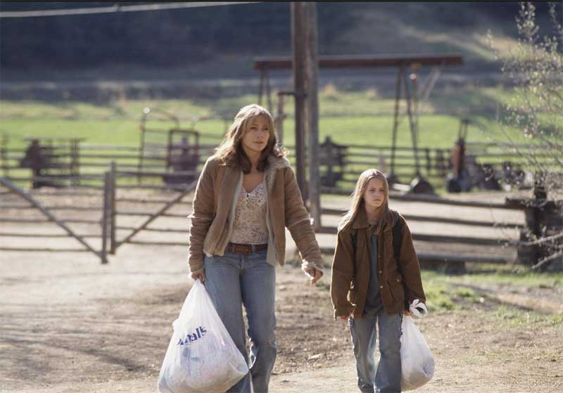 Jennifer Lopez and Becca Gardner An Unfinished Life