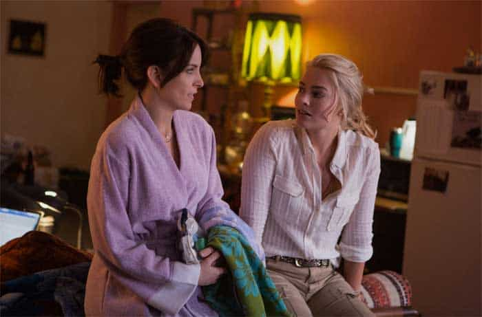 Tina Fey and Margot Robbie in Whiskey Tango Foxtrot
