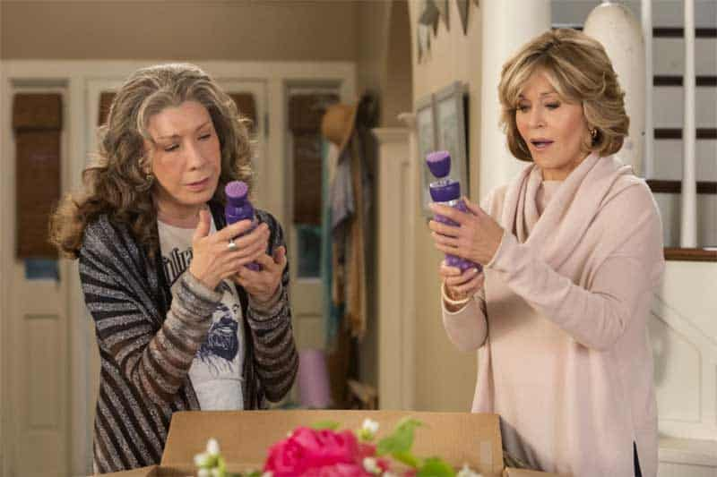 Grace and Frankie Season 3 is the Best Yet