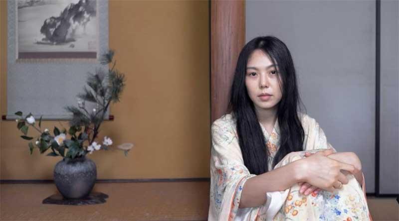 Min-hee Kim in The Handmaiden