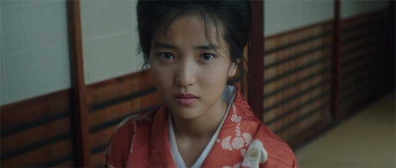 Tae-ri Kim in The Handmaiden