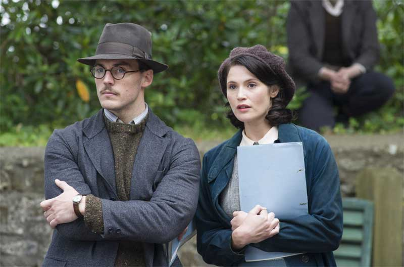Gemma Arterton and Sam Claflin in Their Finest
