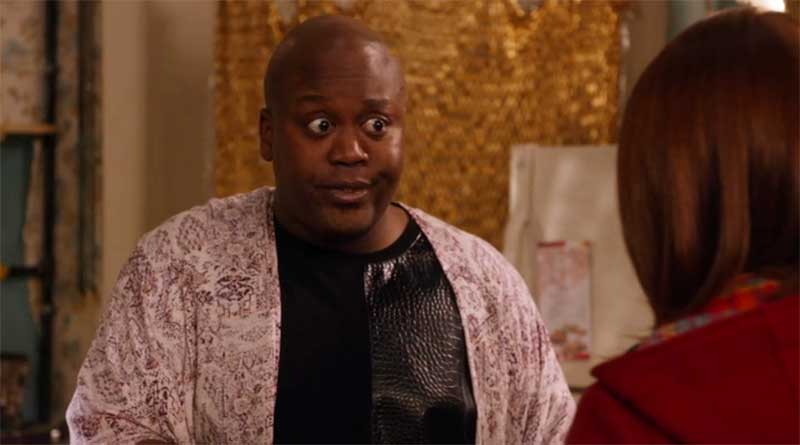 Tituss Burgess in Unbreakable Kimmy Schmidt