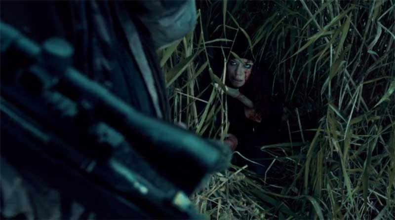 Tatiana Maslany as Sarah in Orphan Black
