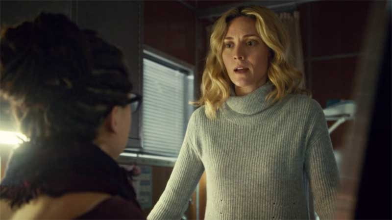 Evelyne Brochu in Orphan Black