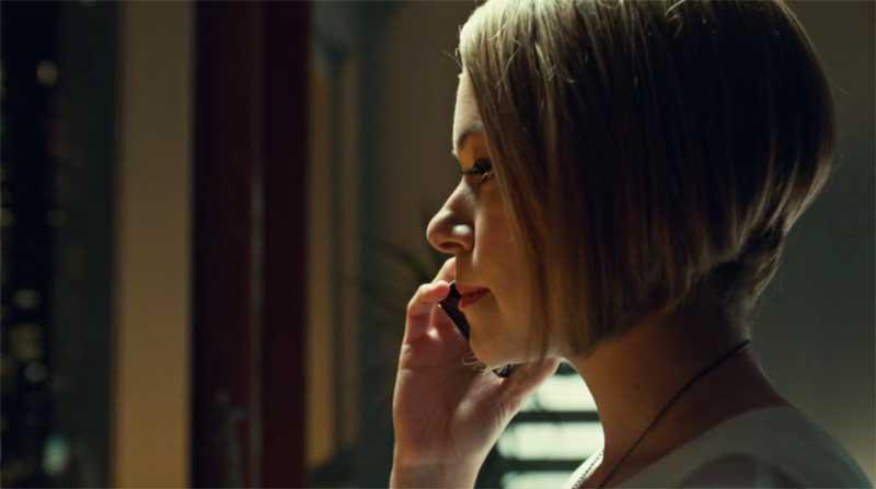 Tatiana Maslany as Rachel in Orphan Black