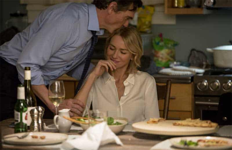 Billy Crudup and Naomi Watts in Gypsy