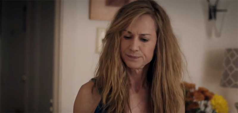 Holly Hunter in Strange Weather