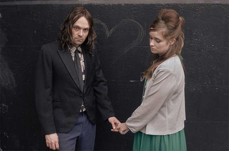 David Dencik and Alice Englert in Top of the Lake China Girl