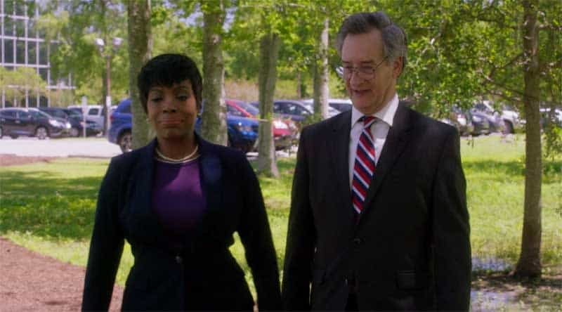 John Rothman andSheryl Lee Ralph in One Mississippi