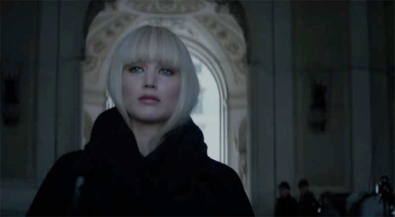 Watch This: Trailer for Red Sparrow