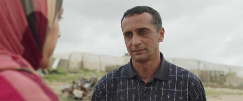 Hitham Omari in Sand Storm