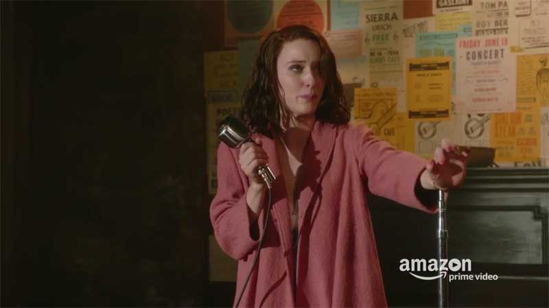 Watch This: Trailer for The Marvelous Mrs. Maisel