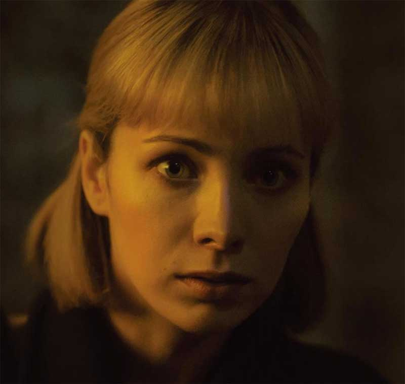 Ksenia Solo in In Search of Fellini