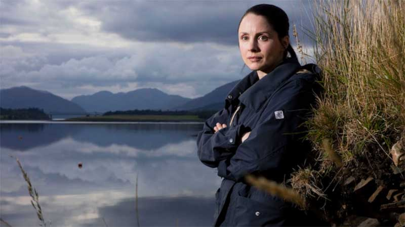 Laura Fraser in The Loch