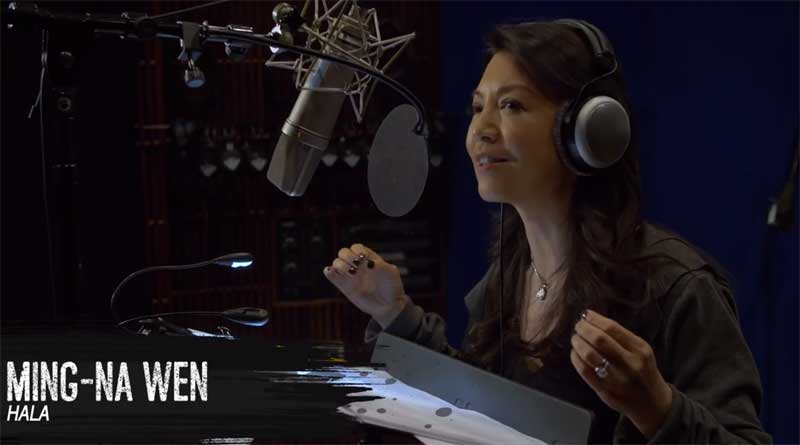 Ming-Na Wen in Marvel Rising