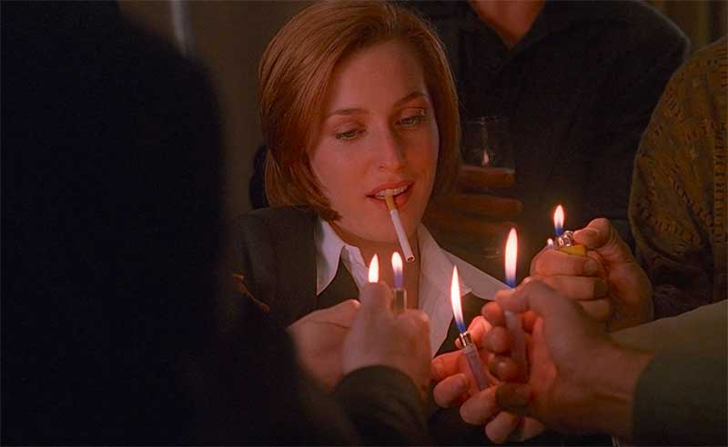 The X-Files and Related Gillian Anderson Trivia