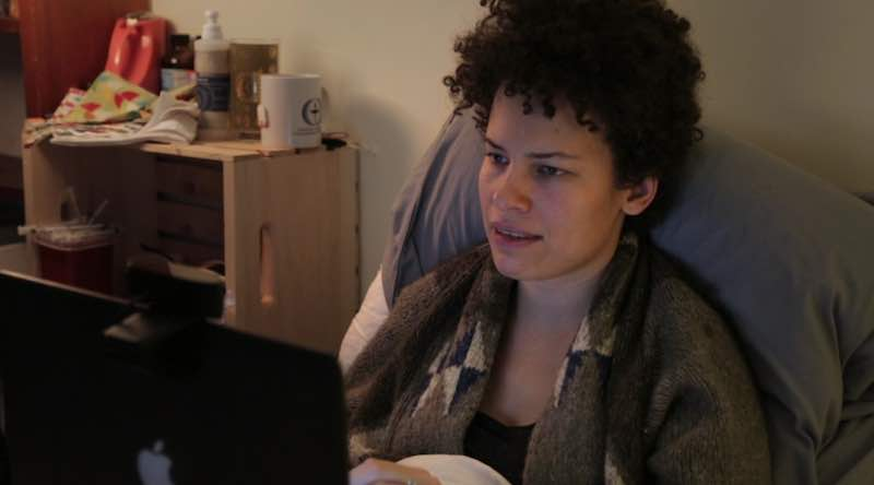 Jennifer Brea in Unrest