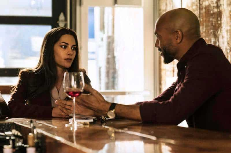 Inbar Lavi and Stephen Bishop in Imposters