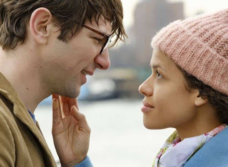 Gugu Mbatha-Raw and Michiel Huisman in Irreplaceable You