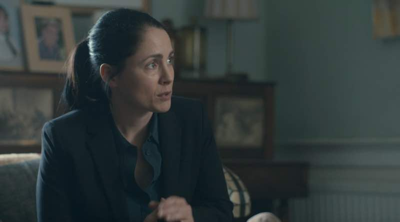 Laura Fraser in Retribution