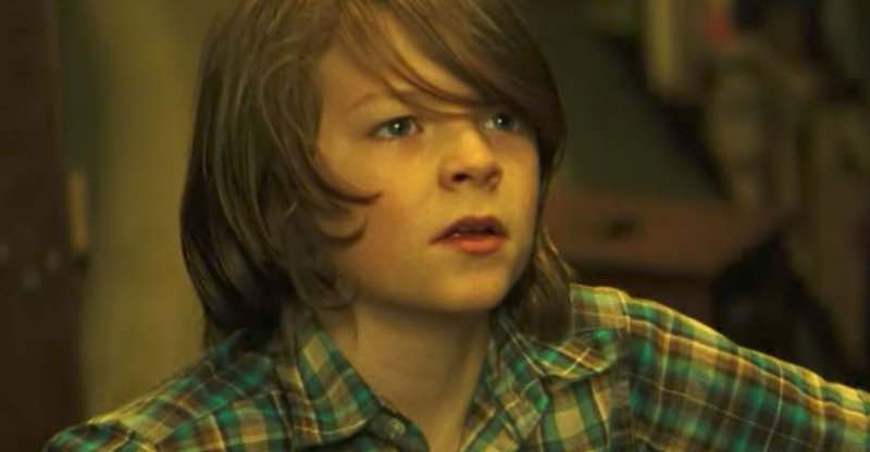 Oakes Fegley in Wonderstruck