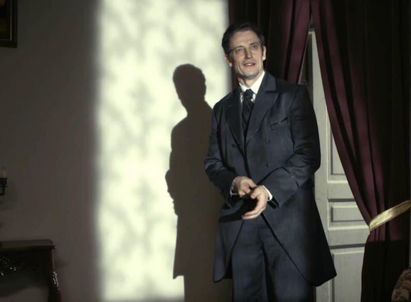 Dmitriy Frid in Detective Anna (Anna-detektiv)