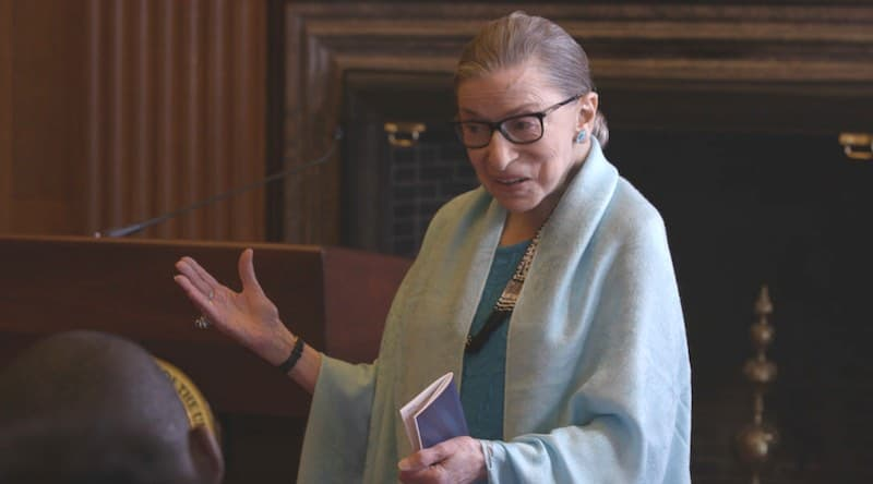 Review: RBG, the Ruth Bader Ginsburg documentary