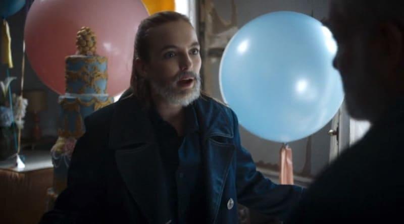 Jodie Comer in Killing Eve.
