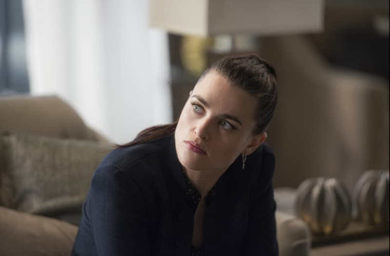 Katie McGrath in Supergirl