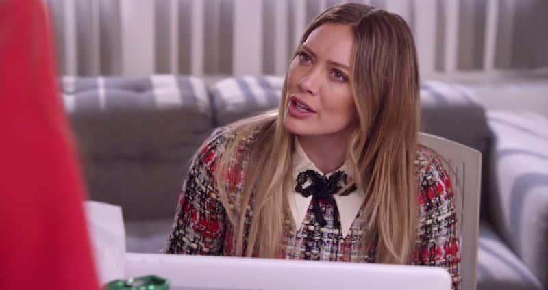 Hilary Duff in Younger