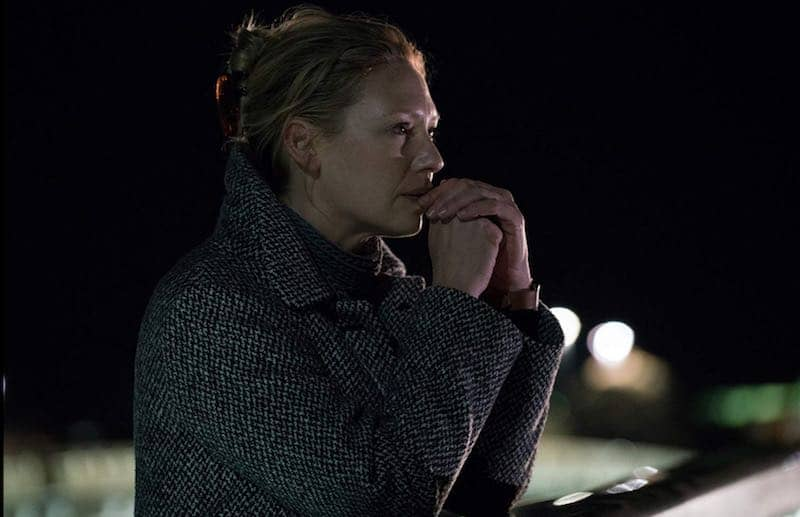 Anna Torv in Secret City