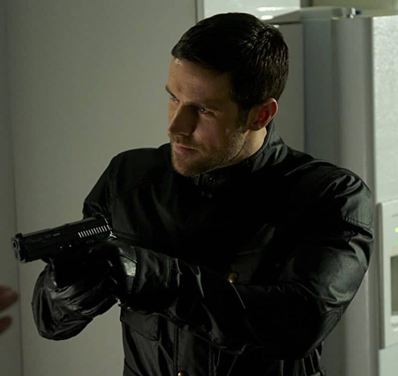 Dylan Bruce in Orphan Black