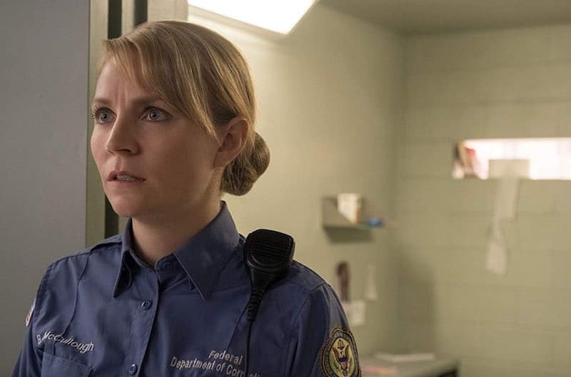 Emily Tarver in Orange is the New Black