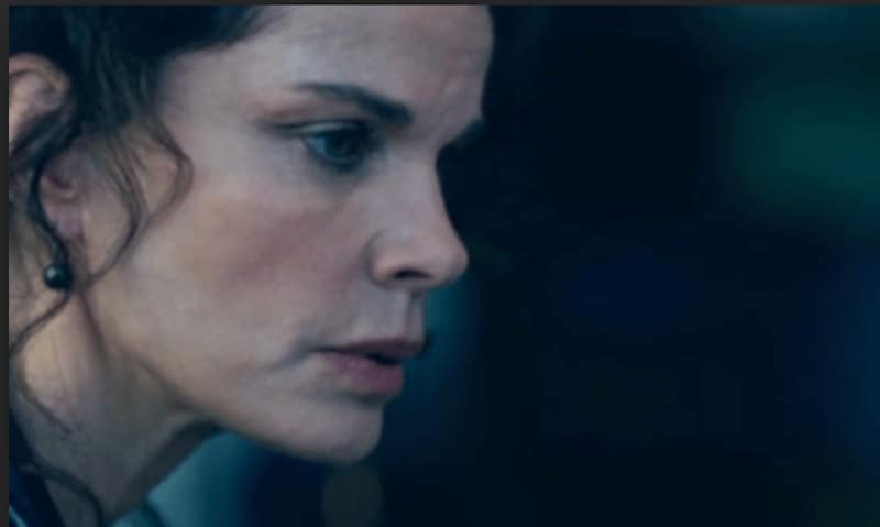 Sigrid Thornton in The Code