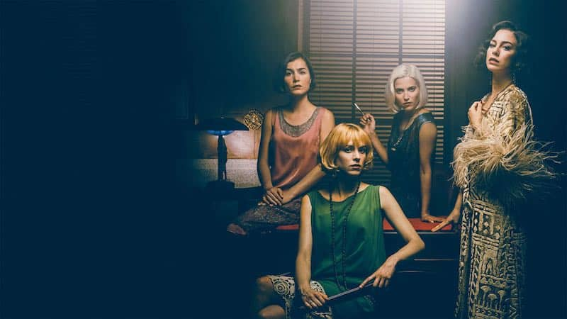 Review: Cable Girls (Las Chicas del Cable) season 3