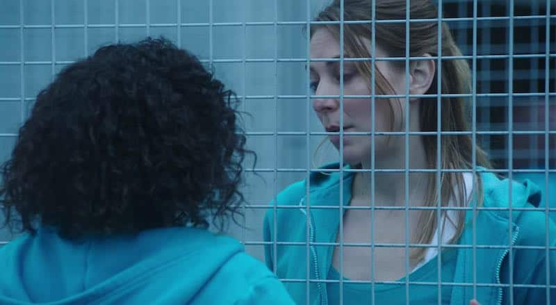 Kate Jenkinson in Wentworth