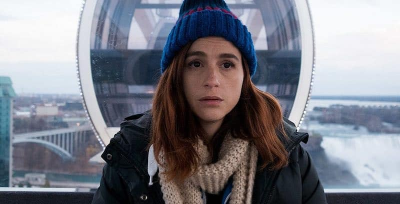 Aya Cash in Mary Goes Round