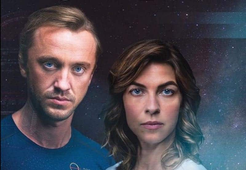 Tom Felton and Natalia Tena in Origin
