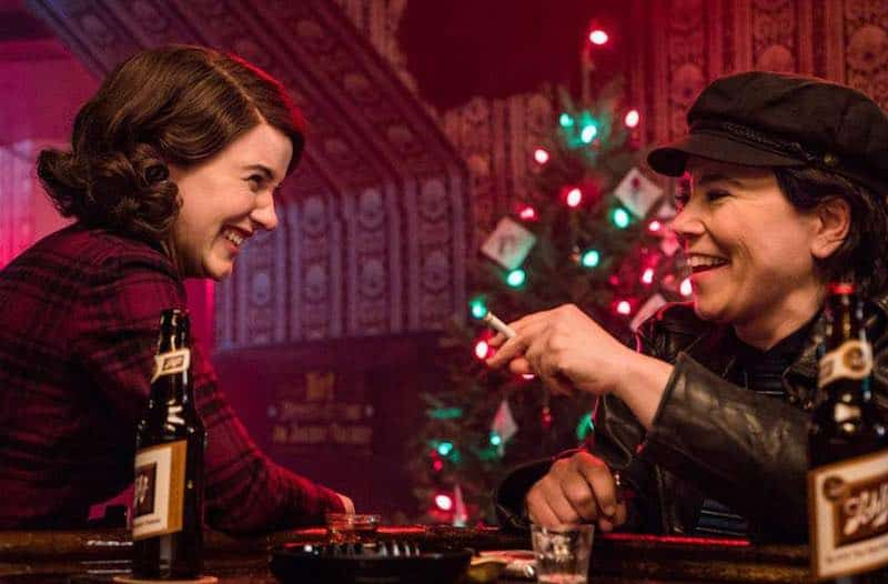 Watch This: A New Trailer for season 2 of The Marvelous Mrs. Maisel