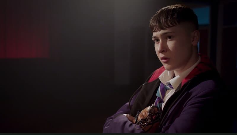 Samuel Bottomley in Ackley Bridge