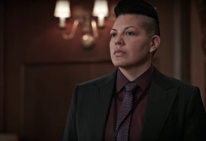 Sara Ramirez in Madam Secretary