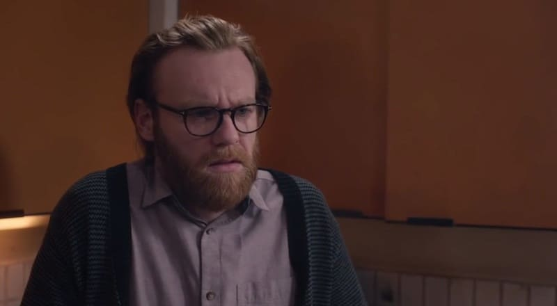 Brian Gleeson in The Bisexual