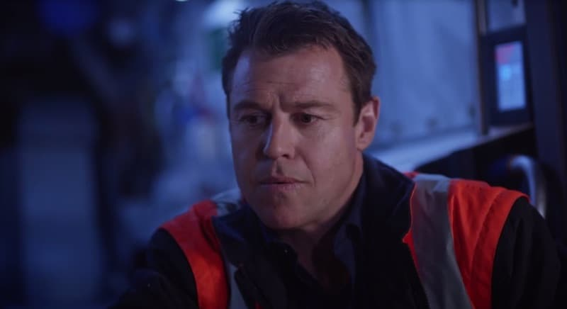 Rodger Corser in The Heart Guy (Doctor, Doctor)