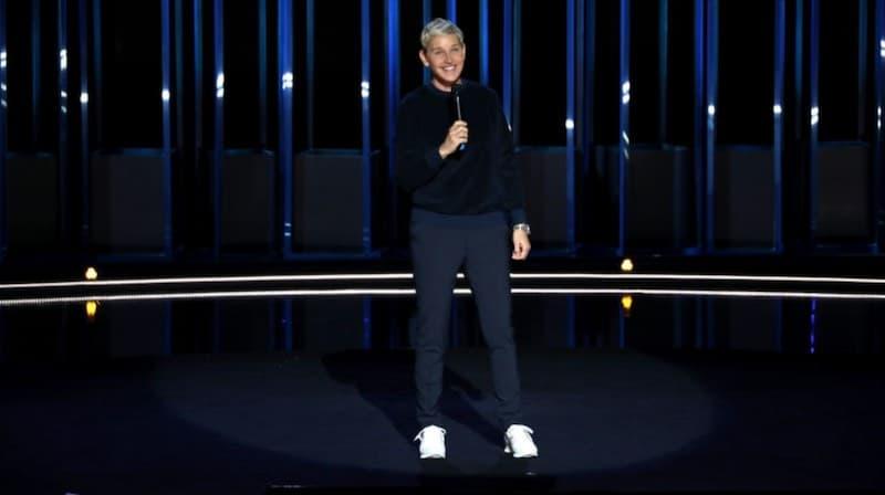 Ellen DeGenerees in Relatable