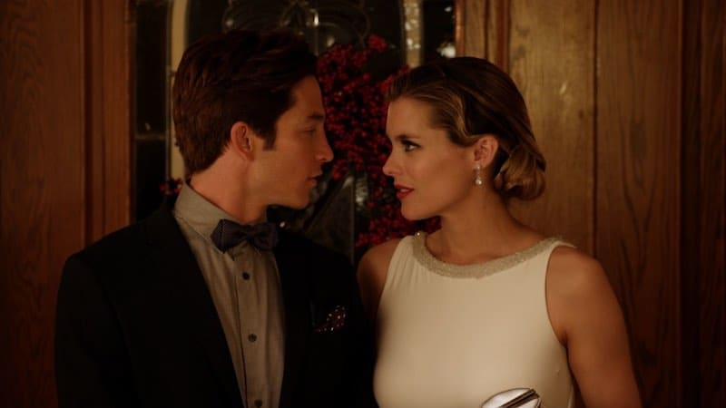 Bobby Campo and Susie Abromeit in Snow Bride